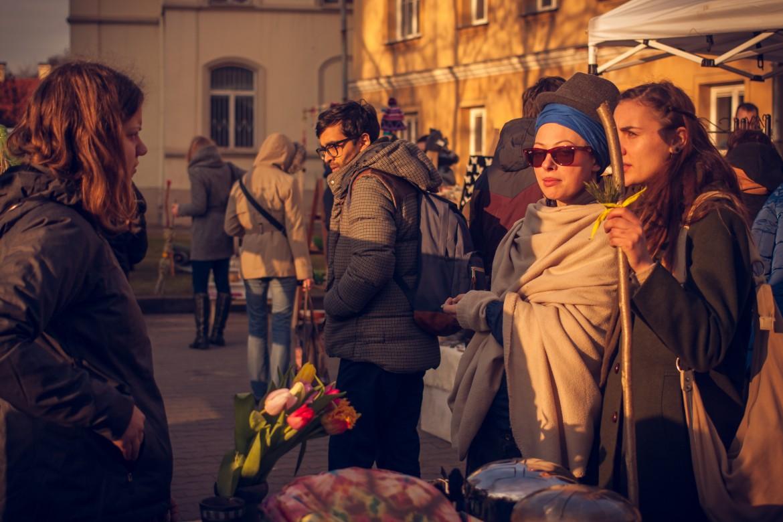 Kaziuko mugė ir menas turguje