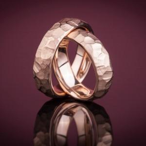 Artūro ir Indrės vestuviniai žiedai