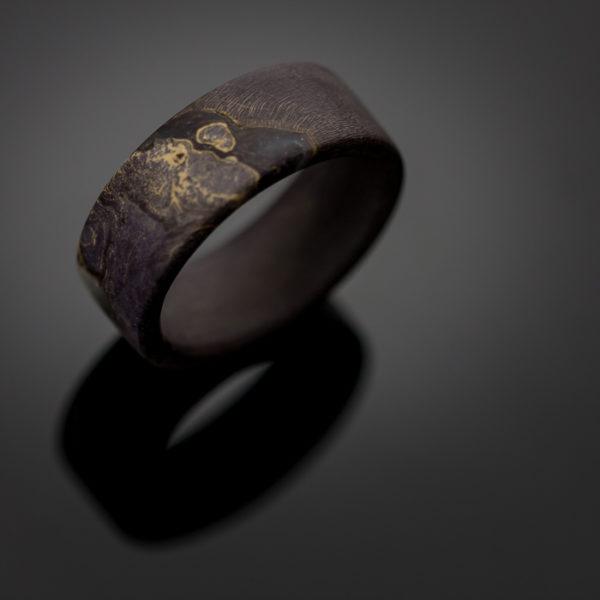 medinis žiedas